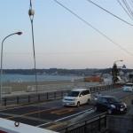 三浦海岸inジョナサン