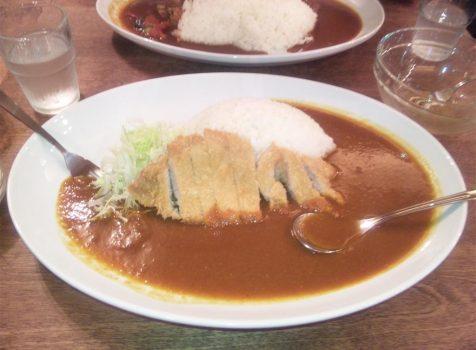 お昼ご飯【カレー屋sun】