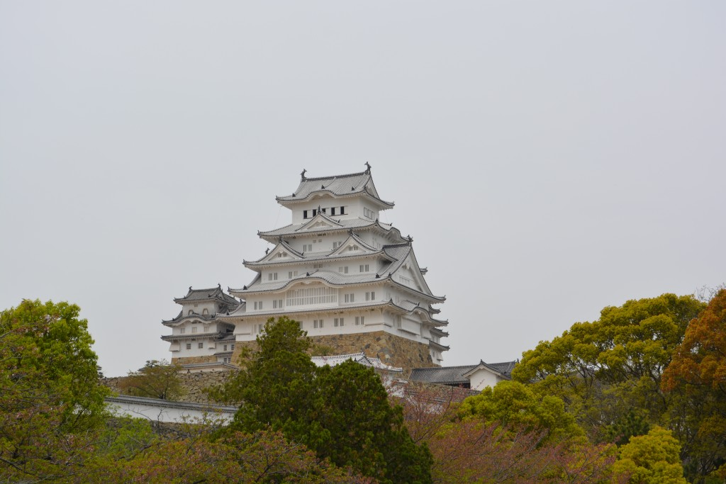 姫路城に行ってきた。