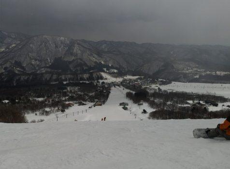 2017~2018 雪記録