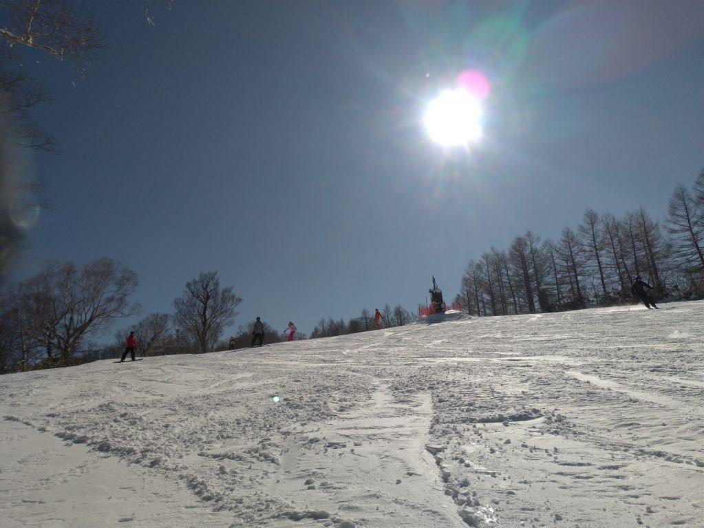 2019-2020雪遊び